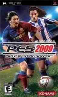 Descargar Pro Evolution Soccer 2009 [ESP-Rip] por Torrent